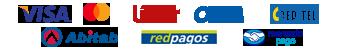 Medios de Pago Camping Shop Uruguay
